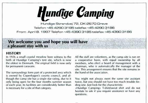 hundge history